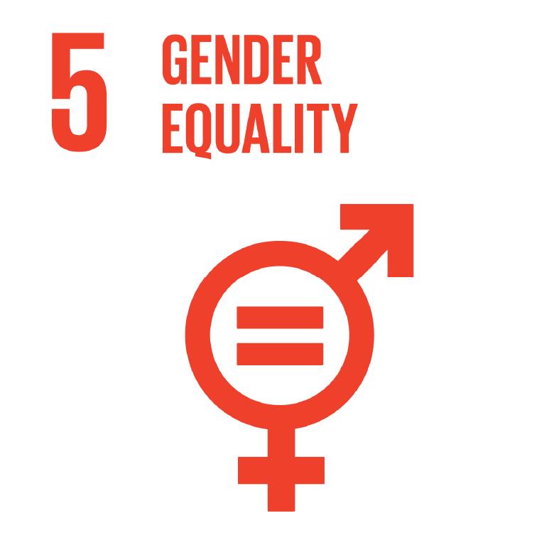 Gender Equality 5th ODS